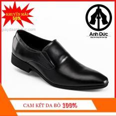 [XẢ HÀNG TẾT] Giày công sở nam,giày da nam,giày tây nam,giày lười nam CS14-Giày da Anh Đức