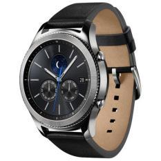 Đồng hồ thông minh Samsung Gear S3 Classic Silver NOBOX Likenew