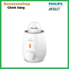 [Nhập ELMAY21 giảm 10% tối đa 200k đơn từ 99k]Máy hâm sữa nhanh Philips Avent SCF355/00 Hâm nóng đều không có những điểm nóng Hâm nóng bình sữa trong 3 phút