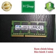 Ram Laptop DDR3L 8Gb bus 1600 – 12800s bảo hành 3 năm
