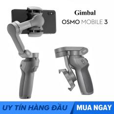 TAY CẦM TRỐNG RUNG CHO ĐIỆN THOẠI DJI OSMO Mobile 3 COMBO – BẢO HÀNH 12 THÁNG