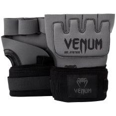 Băng tay xỏ boxing Venum – Xám