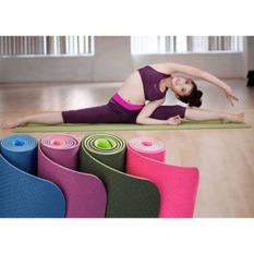 [Lấy mã giảm thêm 30%]Thảm Tập Yoga Cao Cấp Chống Trơn Chống Trượt YG888 (Giao màu ngẫu nhiên)