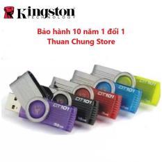USB 2.0 KingSton DT101 2GB / 4GB / 8GB / 16GB / 32GB/64GB DT101 G2 – CÓ NTFS – CAM KẾT BH 10 Năm 1 đổi 1 (FPT)