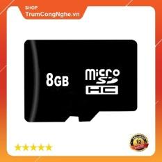 Thẻ nhớ MicroSD 8GB Class 10 tốc độ cao (Đen)