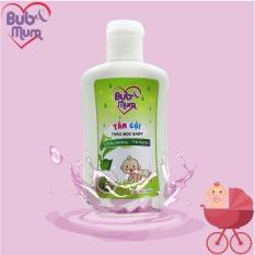 Dầu gội và sữa tắm cho bé chiết xuất thảo mộc trầu không và trà xanh BuB&MuM 100ml