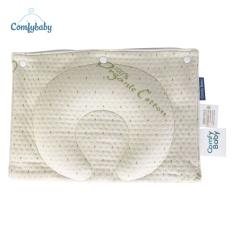 Gối lõm chống bẹt đầu cho bé sơ sinh kiêm kê tay cho bé bú – Air mesh siêu Bamboo siêu thoáng kháng khuẩn Comfybaby- N04