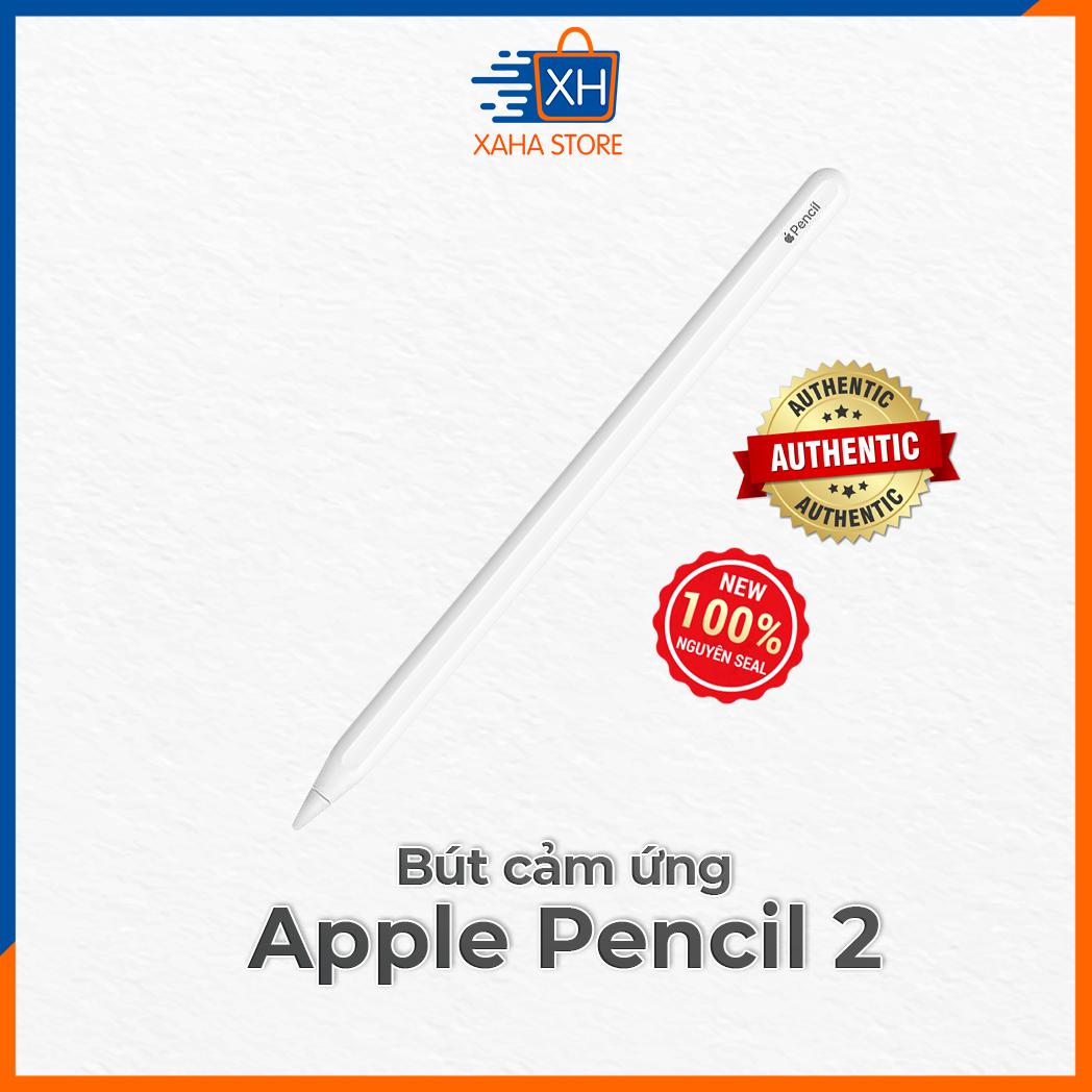 BÚT CẢM ỨNG APPLE PENCIL GEN 2 – Hàng chính hãng – Nguyên seal – New 100% (Apple Pencil 2nd generation)
