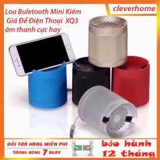 loa bluetooth mini giá rẻ – loa nghe nhạc bluetooth mini kiêm giá để điện thoại xq3 nhiều màu sắc