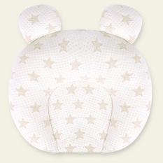 [HÀNG CAO CẤP CÓ THỂ MỞ ÁO NGOÀI] Gối Sơ Sinh Chống Bẹt Đầu Cao Cấp Cho Bé Từ 0 tuổi Đến 2 Tuổi, Gối hình gấu dễ thương, gối trái tim, gối dễ thương, gối cho bé