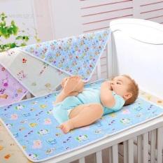 [Lấy mã giảm thêm 30%]Chiếu lót thay bỉm chống thấm cho bé sơ sinh 65x50cm sản phẩm tốt với chất lượng độ bền cao và được cam kết sản phẩm y như hình