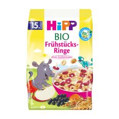 Ngũ cốc ăn liền hữu cơ Hipp nội địa Đức