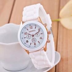 đồng hồ thời trang nam nữ geneva C110 đeo ôm tay chống nước, mặt kính chống xước (tặng kèm pin)