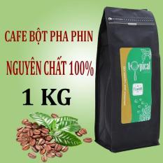 Cafe Pha Phin Rang Xay Nguyên Chất ( dạng Bột ) – Typical Coffee Flavor 1000g