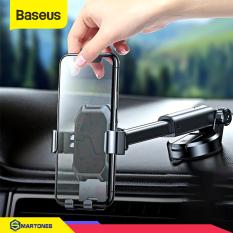 Giá đỡ điện thoại trên ô tô Baseus Tank Gravity , cho điện thoại từ 4.7 đến 6.5 inch, thiết kế kim loại chắc chắn và cao cấp