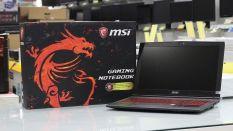 Laptop MSI GV62 7RD (I7 7700HQ, 8G, 256G, GTX1050 4G, 15.6IN FHD)