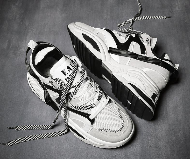 Giày thể thao sneaker nam D65