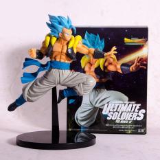 Mô hình Figure Gogeta Blue The Movie Ultimate Soldiers – Dragon Ball