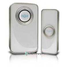 Chuông cửa không dây: 1 chuông, 1 nút bấm – Hỗ trợ nhà cao tầng