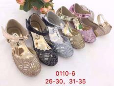 [SenXanh] Giày sandal đính nhũ cho bé gái