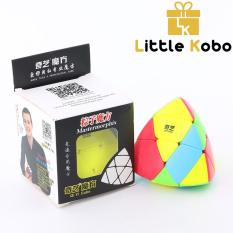 Rubik Biến Thể QiYi Mastermorphix Cube 3×3 Mastermorphix MoFangGe 3 Tầng