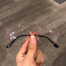 kính giả cận Nam Nữ Nobita tròn mẫu mới 2019 (hồng)