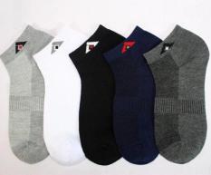Bộ 5 đôi tất nam Trịnh Trung cổ ngắn cao cấp