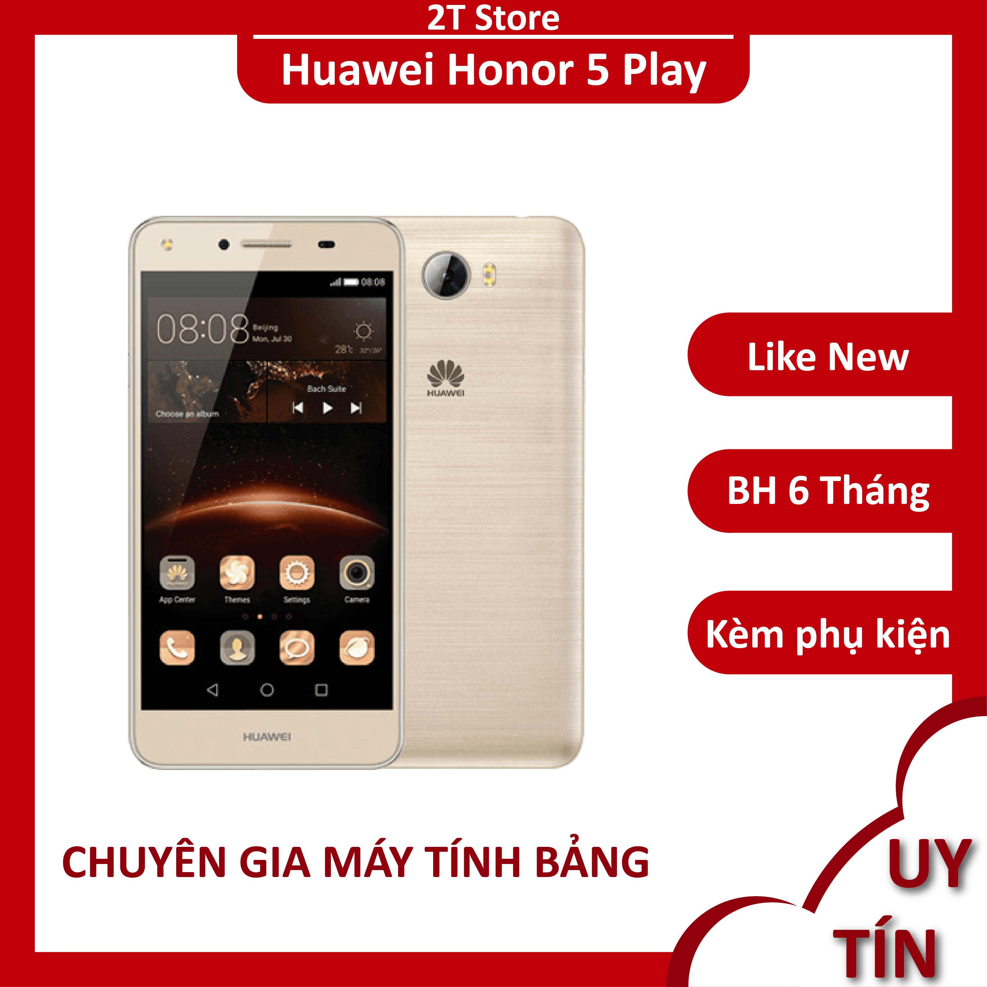 Điện thoại Huawei Honor 5 Play chiến liên quân, free fire thoải mái