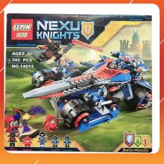 Đồ Chơi Noel – Mô Hình Xe Chiến Đấu Xếp Hình Nexu Knights – Đồ Chơi Trẻ Em Toy Mart
