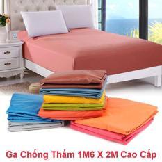 Drap giường chống thấm 1,6x2m