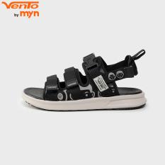 Sandal Vento Nữ NB80 Đen – Đế Bọt Biển Độ Bền Cao – Chính Hãng 100%