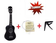 Combo Đàn Ukulele Soprano KBD Full Option
