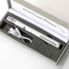 Bút Laze Tia Xanh Sạc USB Cao Cấp