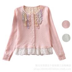 Áo dài tay thời trang cho bé cao từ 100-120cm
