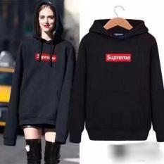 Áo hoodie nữ Supreme hót hít AT571