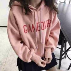 Áo hoodie nữ thời trang, kiểu dáng trẻ trung sành điệu