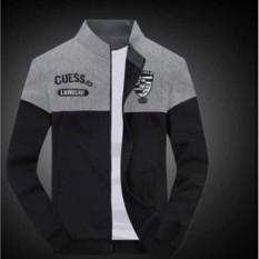 Áo khoác Cuess phong cách hàn quốc thời trang CNV (đen)
