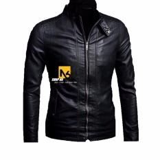 Áo Khoác Da Nam Black Leather Cao Cấp – BN21 (ShopN6)