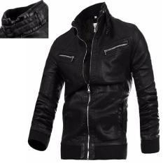 Áo khoác da nam lót lông cao cấp AKD15
