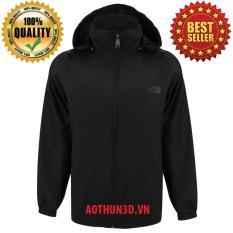 Áo khoác gió nam nữ unisex, áo khoác nam nữ chất liệu dù đi mưa, 2 lớp, chống mưa, cản gió, giữ ấm cơ thể AKG