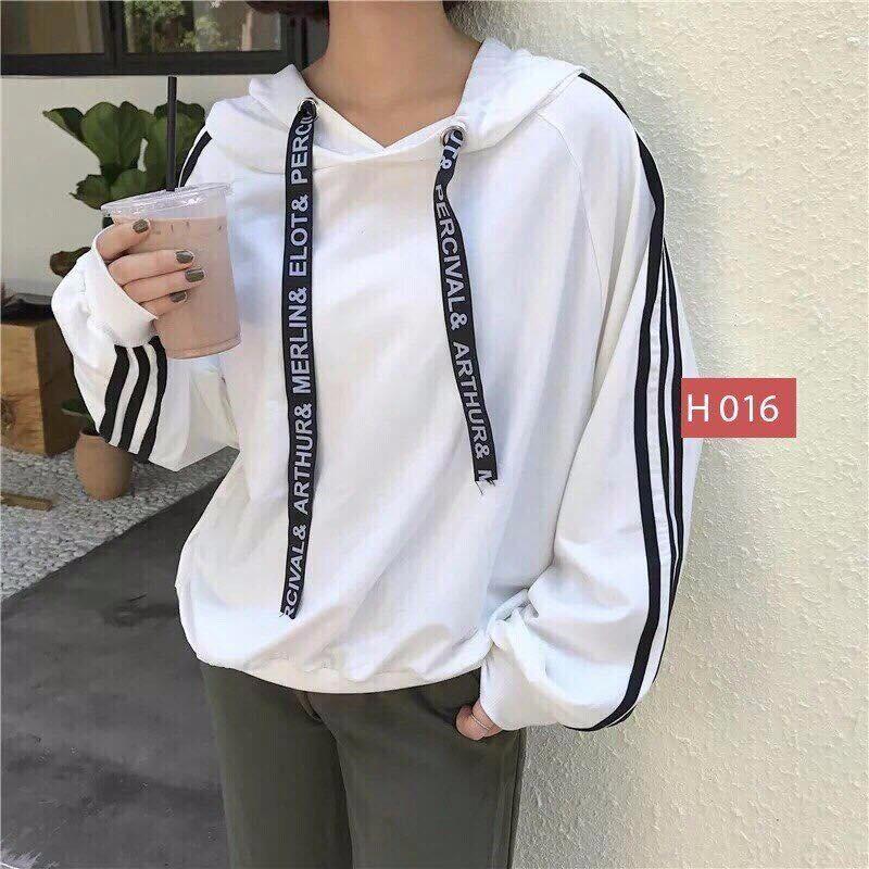 Giá bán Áo khoác hoodie nữ chữ nhật siêu đẹp H016