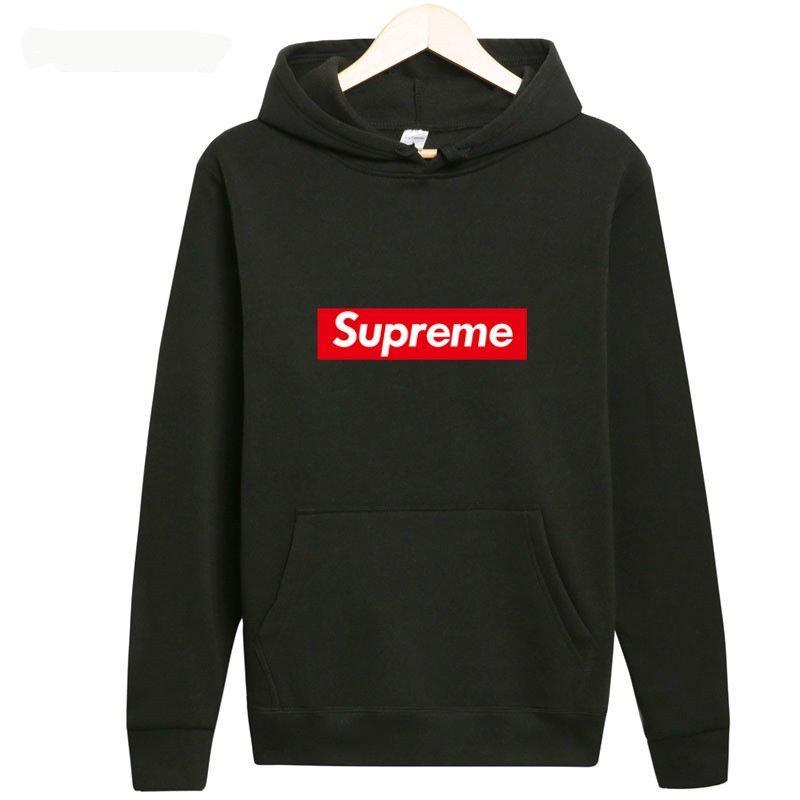 Áo khoác hoodies cá tính Supreme CNV (Đen)