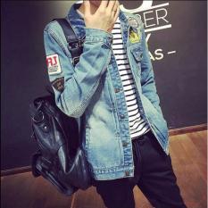 áo khoác jean nam cực nầu a40 cao cấp giá siêu rẻ