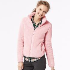 Nơi Bán Áo khoác lông cừu UNI (hồng, xanh)