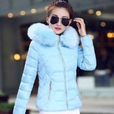 Áo khoác lông vũ VŨ BEYEU1688 – BY4141 (Xanh)