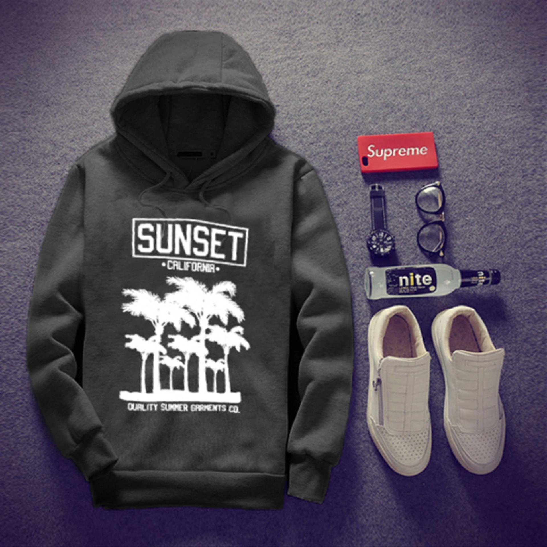 Áo khoác nam Hoodie SunSet