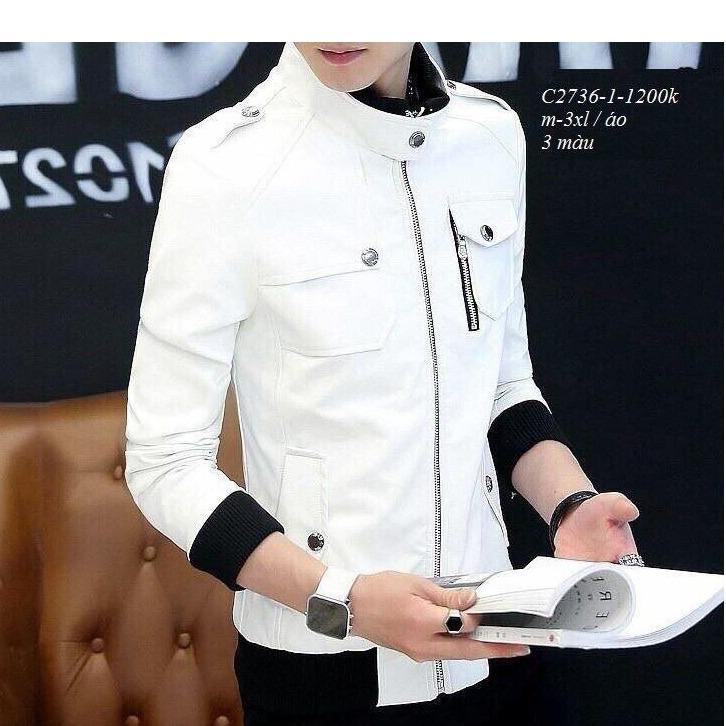 Áo Khoác nam Kaki Cao Cấp H.H.P fashion MTV9 (nhiều màu)