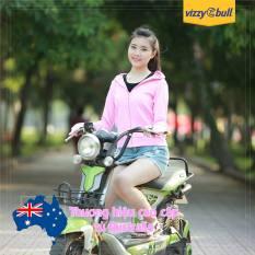 Áo khoác nhẹ, áo chống nắng Úc Vizzybull