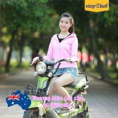 Áo Khoác Nhẹ Chống Nắng Úc Vizzybull