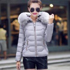 Áo khoác phao lông vũ BEYEU1688 – BY4141 (Xám)